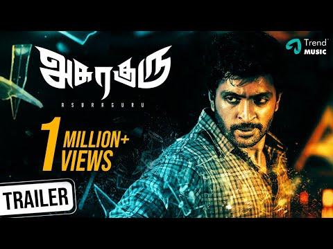 Asura Guru Tamil movie Official Teaser / Trailer