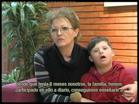 Watch videoSíndrome de Down: Autonomía y participación social de 0 a 6 años