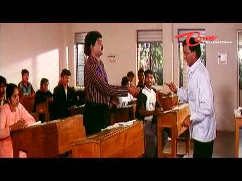 SUDHAKAR - Telugu Comedy Scene From Swapna Lokam Movie Non Stop Comedy - http://www.youtube.com/user/navvulatv For News Updates - http://www.youtube.com/user/ntvnewstel...