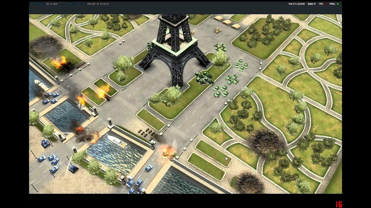 Tom Clancy's EndWar Online – Khi thế chiến thứ 3 xảy ra