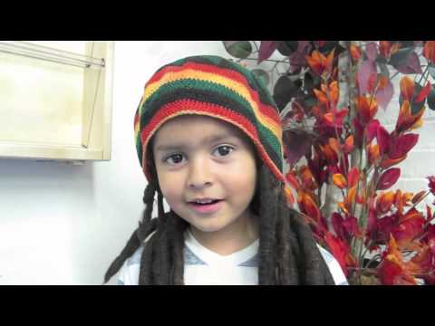 Bob Marley Dress Up!