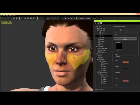 Character Creator to Unreal Part 1: Character Creation