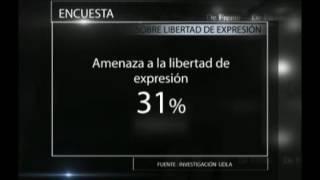 En una encuesta realizada por el Observatorio de Medios de la Universidad de las Américas (UDLA) a 120 periodistas de radio, prensa y TV, se desprende que el...
