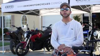 3. 2014 Zero SR First Ride Teaser