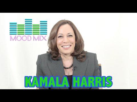 Mood Mix With Senator Kamala Harris
