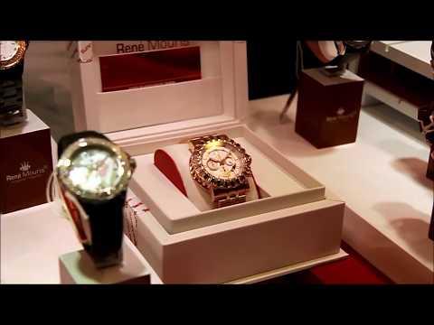 René Mouris Collection - Apollon Design Inspiration I (видео)