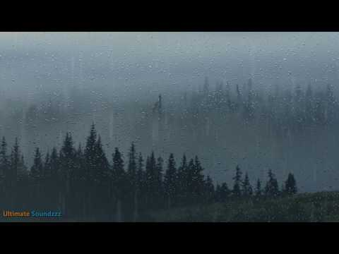 🎧 Mountain Rain & Thunderstorm Sleep Sounds - Ambient Noise For Sleep & Meditation, @Ultizzz day#36 (видео)