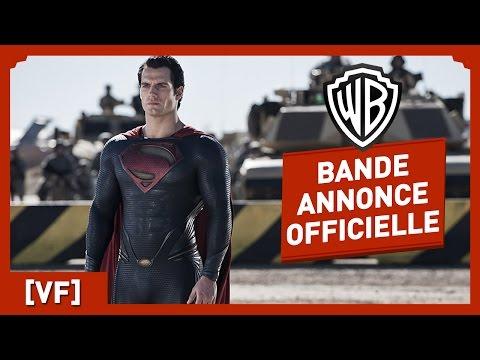 Man Of Steel - Bande Annonce Officielle (VF) - Zack Snyder / Henry Cavill / Kevin Costner