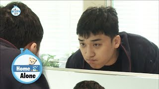 Video Seung Ri Goes Into the Living Room That is Humble, Yet Luxurios [Home Alone Ep 235] MP3, 3GP, MP4, WEBM, AVI, FLV Desember 2018