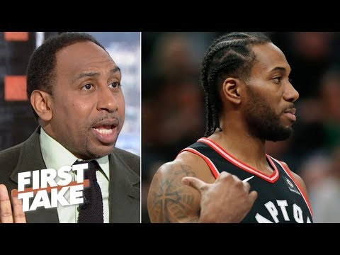 Kawhi to the Lakers would be a 'weak move' – Stephen A. | First Take