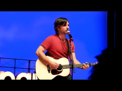 Bonnaroo 2011: The League Live - Jon Lajoie/Taco singing