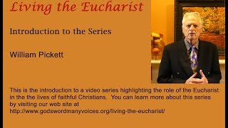 Introduction to Living the Euycharist