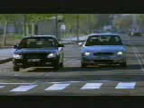 Banned Commercials - Hyundai video commercial from france (gay) (VERY FUNNY)