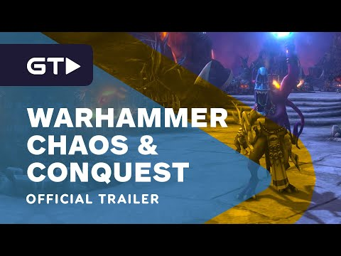 Warhammer: Chaos & Conquest - PC Launch Trailer