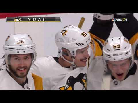 Video: Pittsburgh Penguins vs Colorado Avalanche | NHL | NOV-28-2018 | 22:30 EST