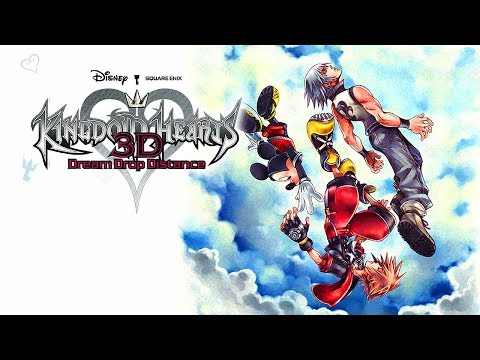TUTTA LA STORIA DI KINGDOM HEARTS DREAM DROP DISTANCE