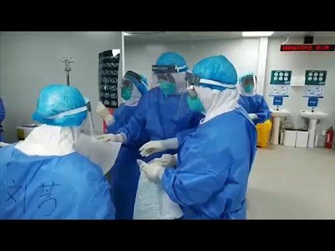 Ο Παγκόσμιος Οργανισμός Υγείας στο πλευρό της Κίνας