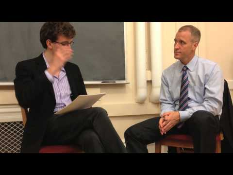 sean maloney - Sean Maloney talks about education, foreign policy, and the current state of politics.