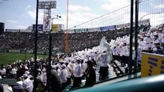 2014 センバツ高校野球 池田の応援 逆転サヨナラ! ノーカット