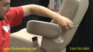 Ford Armrest Install - eBay Ready
