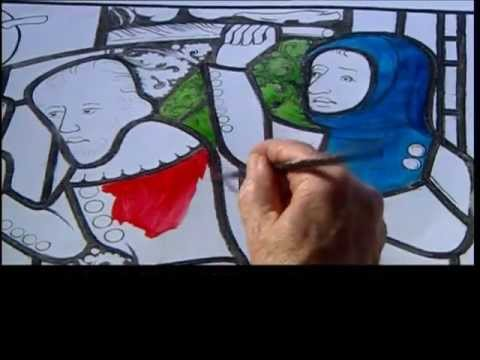 Hacer vidrieras videos videos relacionados con hacer - Como hacer una vidriera ...