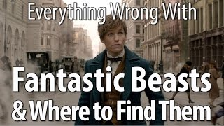 Nonton Everything Wrong With Fantastic Beasts   Where To Find Them Film Subtitle Indonesia Streaming Movie Download