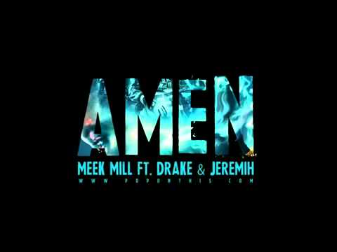 Meek Mill Ft. Drake & Jeremih - Amen Instrumental (Official) (CDQ) (Prod. KeY Wane & Jahlil Beats)