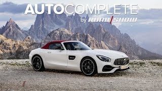 AutoComplete: Mercedes drops the top on the AMG GT by Roadshow
