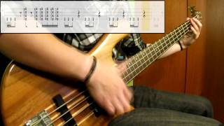 Download Lagu Mudvayne - Dig (Bass Cover) (Play Along Tabs In Video) Mp3