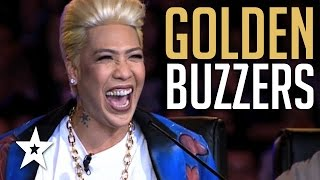 Video Amazing Golden Buzzer Auditions On Pilipinas Got Talent! MP3, 3GP, MP4, WEBM, AVI, FLV Maret 2019