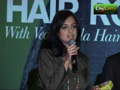 Dia Mirza endorses Veola Products