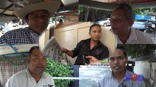 Interview with Khmer Krom leader Thach Setha Parts 1 of 2  Duration: 00:28:20