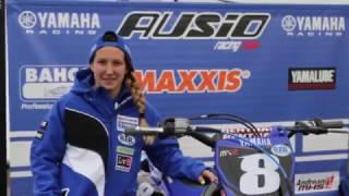 Vídeo resumen del Campeonato del Mundo de MXGP en Valkenswaard 2017. Kiara Fontanesi ocupó en un fin de semana muy especial la bacante de nuestro piloto MX2 ...