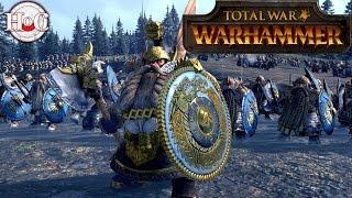 Dawi Defenseless - Total War Warhammer Online Battle 78
