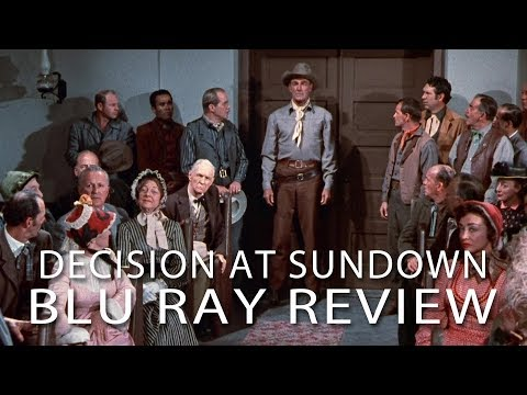 Decisions At Sundown (1957) Blu Ray Review Indicator #63