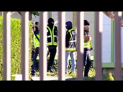 Συλλήψεις υπόπτων για σχέσεις με το ΙΚΙΛ