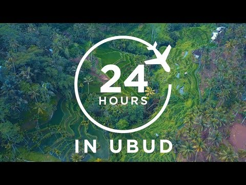 24 Hours In UBUD, BALI - Indonesia | UNILAD Adventure