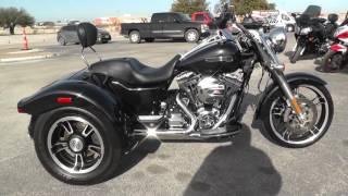 2. 857243 - 2016 Harley Davidson Freewheeler Trike FLRT - Used motorcycle for sale