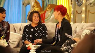 BamBam surprised his mom in mother day