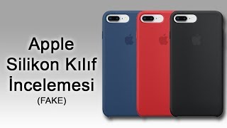 Apple iPhone 8/8 Plus Silikon Kılıf İncelemesi [Çakma] | aliexpress