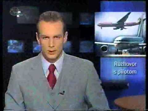 Markíza - Večerné správy z 11.septembra z televízie Markíza a STV part 1.