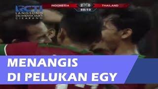 Video Terharu, Inilah Gol Saddil Yang Buat Dia Menangis Di Pelukan Egy | TImnas Indonesia U-19 vs Thailand MP3, 3GP, MP4, WEBM, AVI, FLV Desember 2017