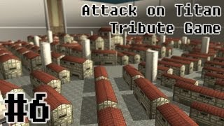 Attack On Titan (Shingeki No Kyojin) Game #6 - Multiplayer #2