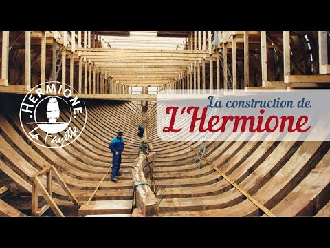 L'Hermione en images