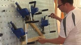 Barth Vakuumpresse und Multipresse