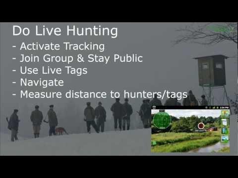 Video of ActInNature Hunting