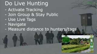 ActInNature Hunting YouTube video