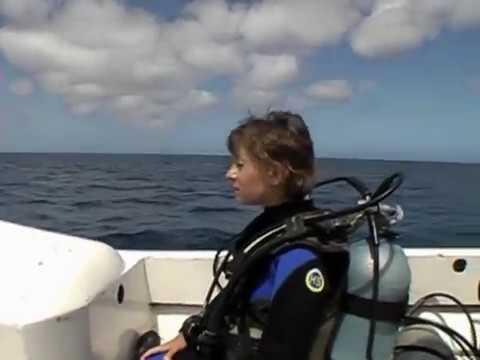 Buceo en el sur de Isla Mauricio