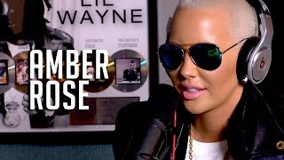 Amber talks sex, plastic surgery, being petty & never dating musicians again!!