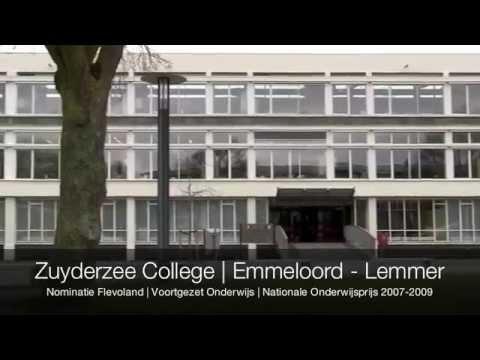 Zuyderzee College Nationale Onderwijsprijs 07 09